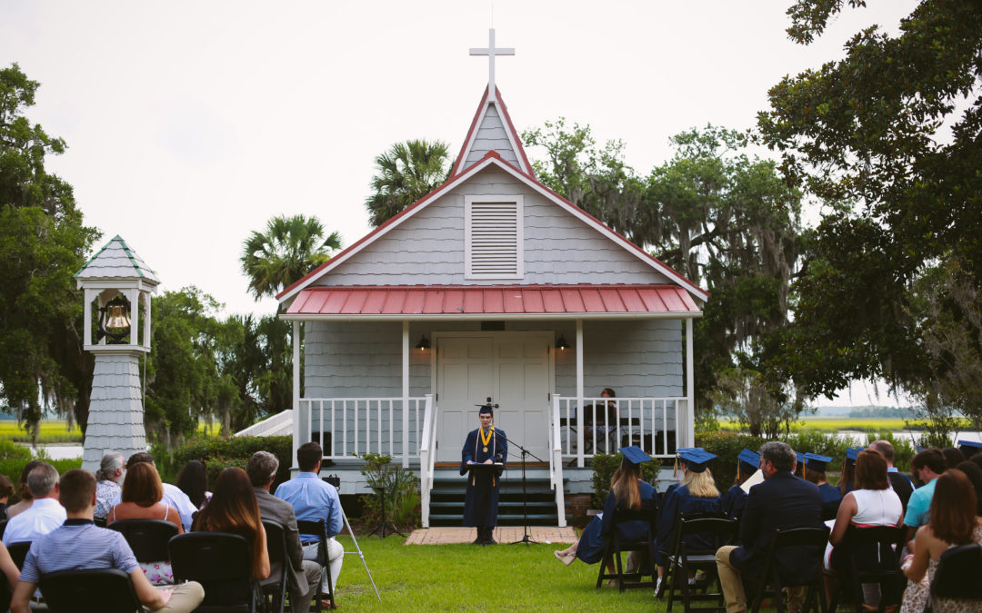 Valedictorian Address | Nicholas Bradley | Mercer University, Honors Program